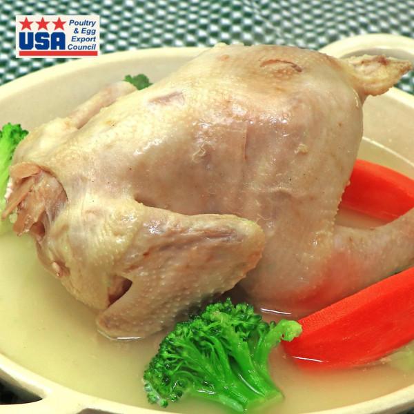 ゲームヘン 丸ごと 1羽 (ひな鶏) 500g (冷凍・生)