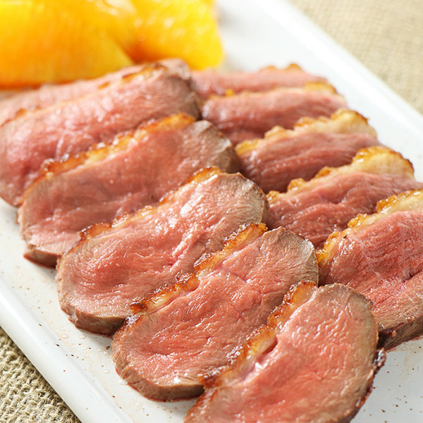 マグレカナール (鴨の胸肉) 約350g フォアグラ採取後の鴨胸肉