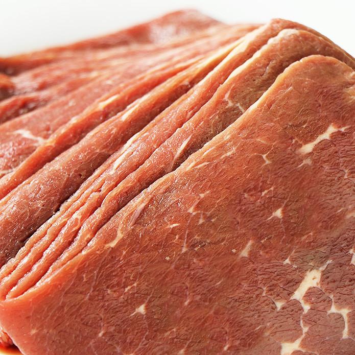 Beef Round Slices (500g)