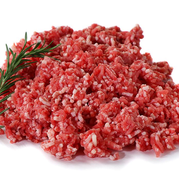 100% Grass-Fed Ground Beef (500g)