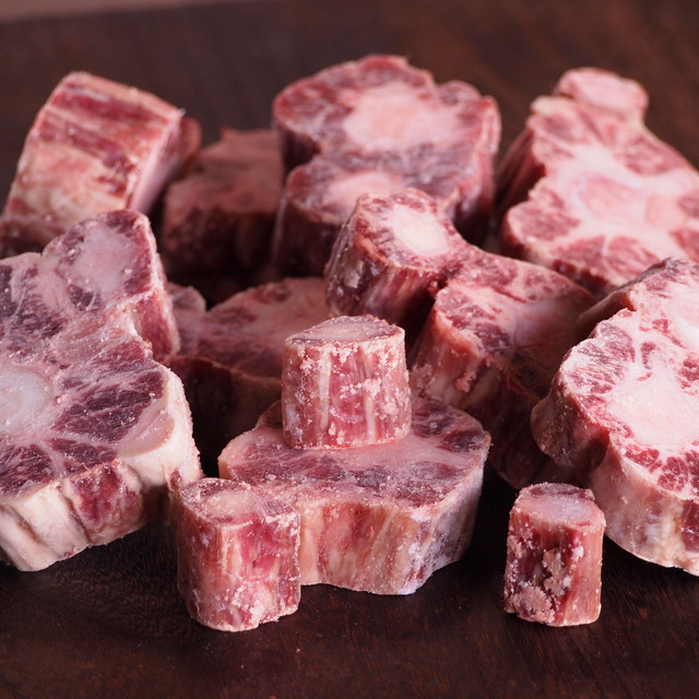 GRASS-FED Beef Oxtail Cut (500g)