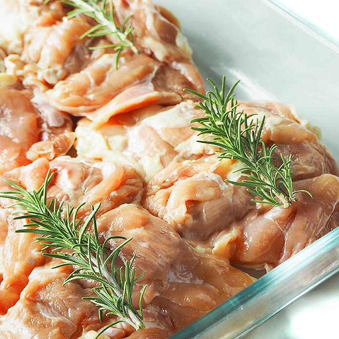 KINSOU-DORI Boneless Chicken Thigh (1kg)