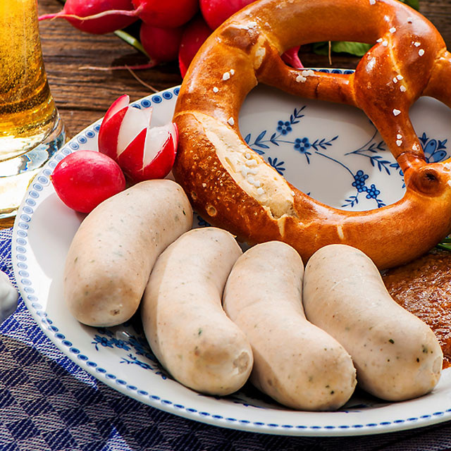 Münchner Weißwurst (3 x 200g)