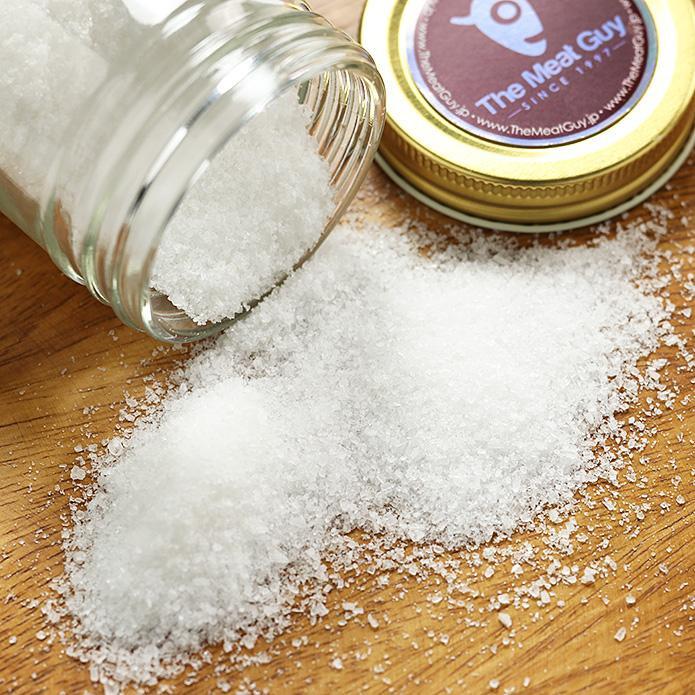 Italian Sea Salt / Fine Ground In A Jar (130g)
