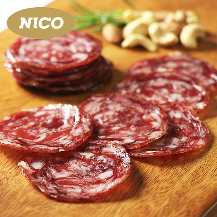 【※EXPIRES ON 2021/10/11】Iberico Salchichon slices 100g