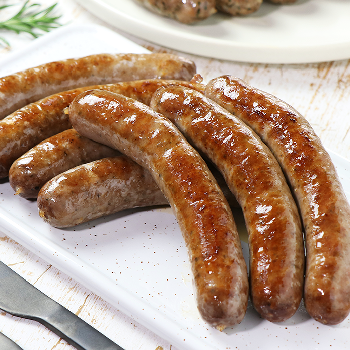 The Meat Guy All Beef Sausage (49pc)