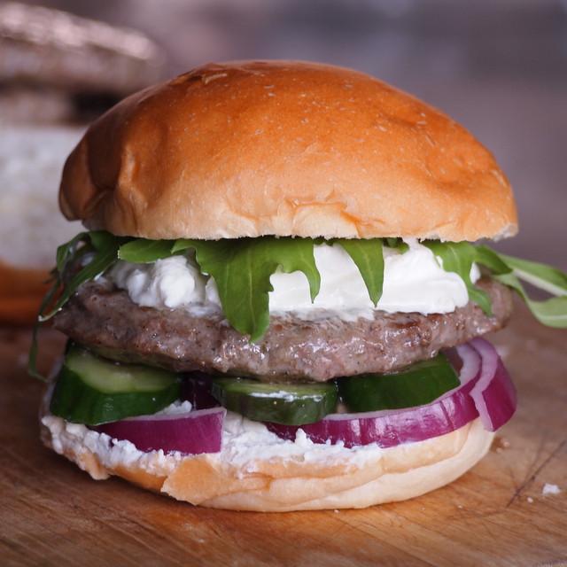 All Natural Lamb Burger Patties (2pc)