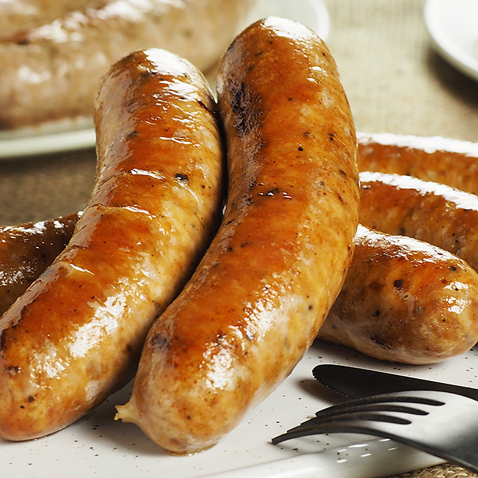 (No Sugar Added)The Meat Guy Spicy Sausage(50PC)