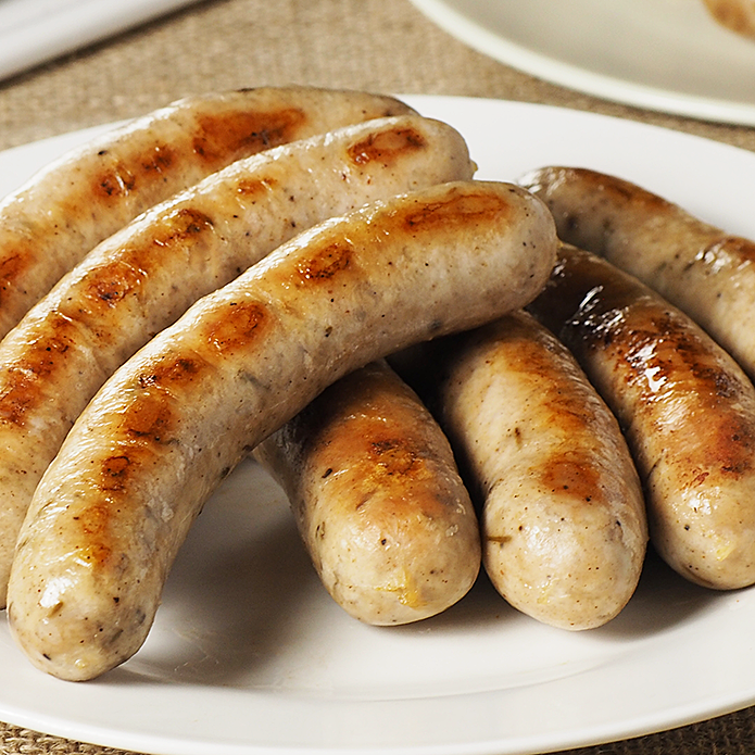 (Non Suger)The Meat Guy's Irish Breakfast Sausages (49 pc)