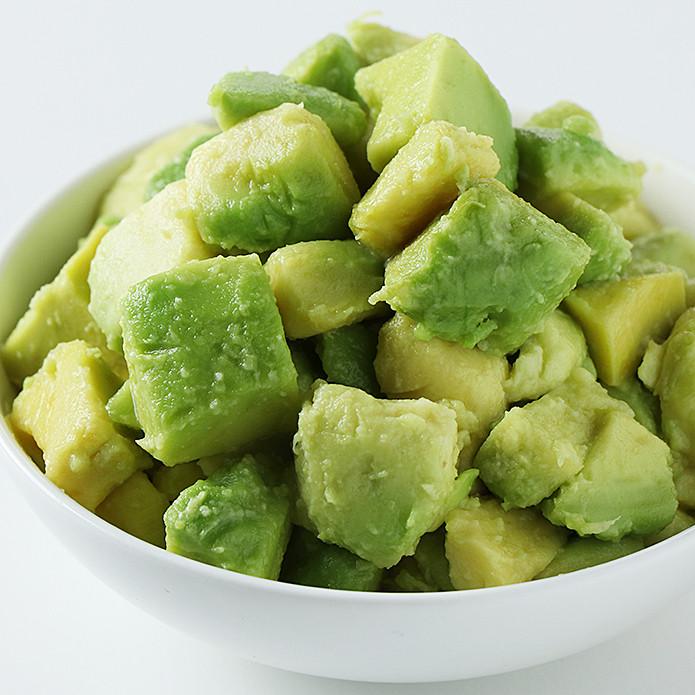 Frozen Avocado Dice / Cubes (500g)