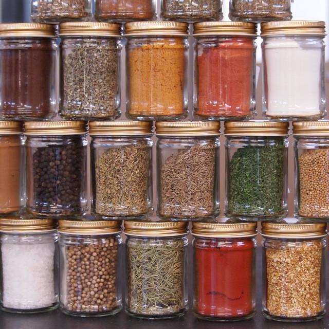 Spice Set (25 Jars Value Set)
