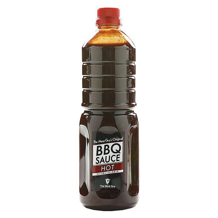 """The Meat Guy's Original """"Real"""" Barbecue Sauce【HOT】L-Size (1200g)"""