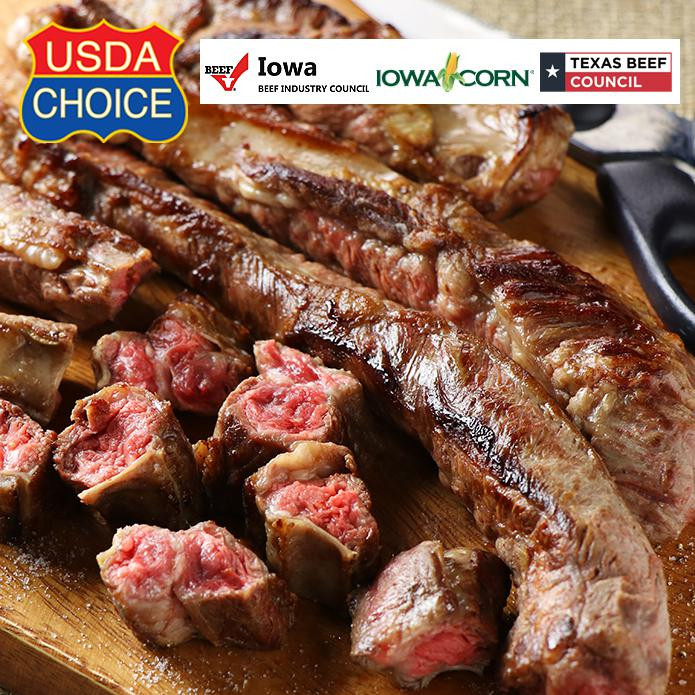 USDA Choice Rib Fingers / Boneless Rib Meat (500g)