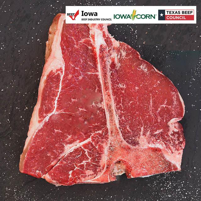 【RESTOCK TBD】USDA Choice Porterhouse Steak (650~700g)