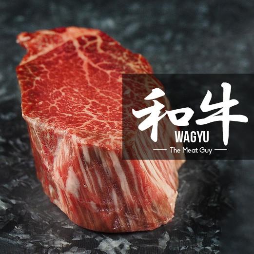 (FREE SHIPPING) Wagyu Japanese Beef - Filet Mignon 250g