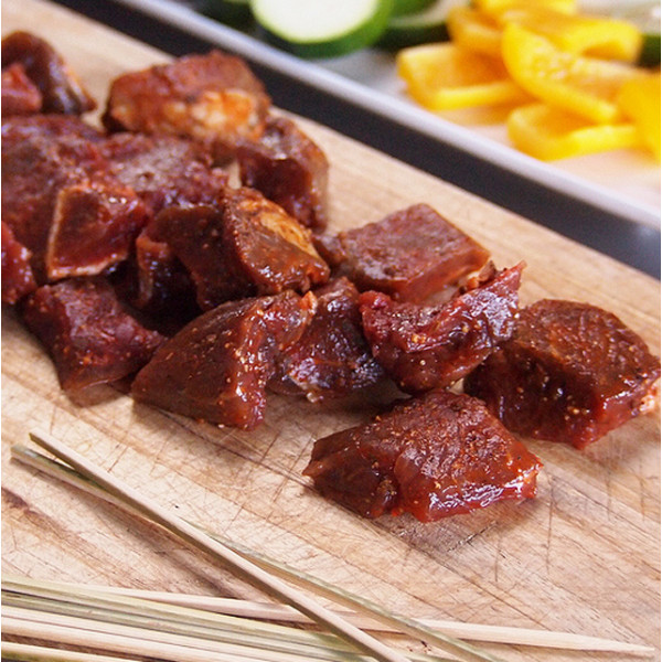Spiced Beef Cubes (3kg)