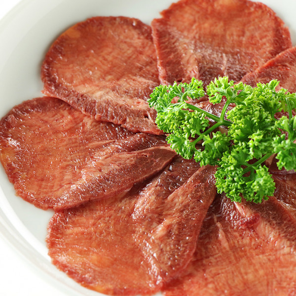 Beef Tongue Slices