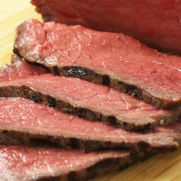 (additive-free・preservative-free) nz grass-fed roast beef (250g, for about 3-4 people) special sauce included