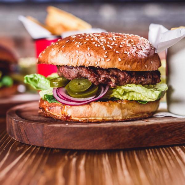 Ostrich Burger Patties (200g)