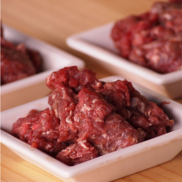 [PET DELI] Horse Mince (10pc)