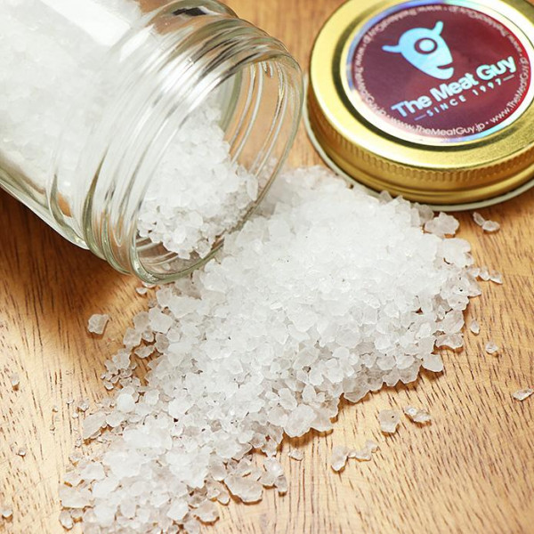 "Italian Sea Salt / Coarse Ground - ""Grosso"" (130g)"