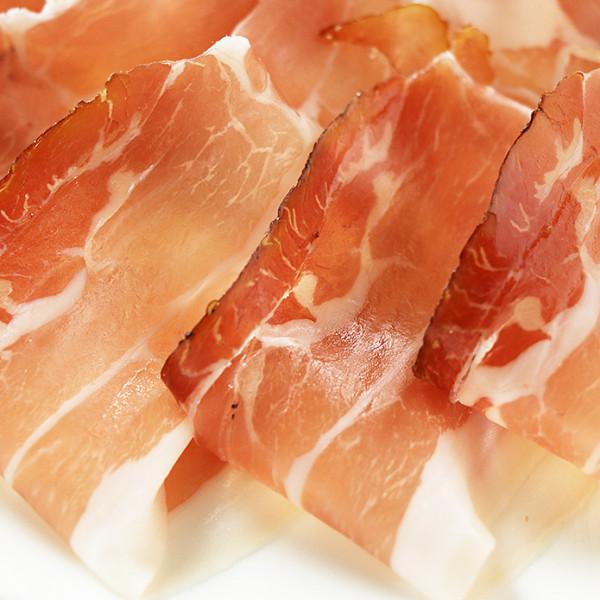 Austrian Smoked Pork Schinkenspeck Ham Slices (80g)