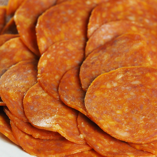 Pizza Pepperoni Slices (1kg)