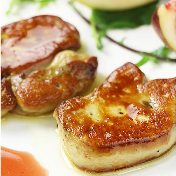 Foie Gras Slices 1pc (approx. 45g)