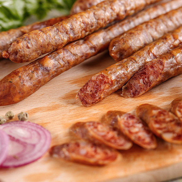 Air-Dried Salami Sticks Snack from Austria (8pc)