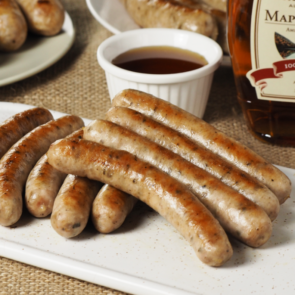 The Meat Guy Maple Breakfast Sausage 90pc