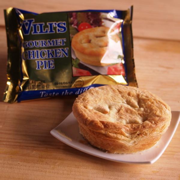 【RESTOCK TBD】Vili's Chicken Meat Pie - Whole Case(24pc)