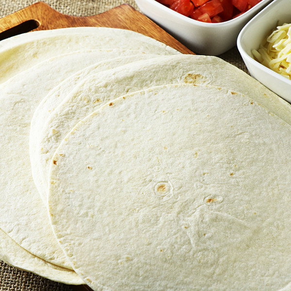 "Flour Tortillas (8"", 12pc)"