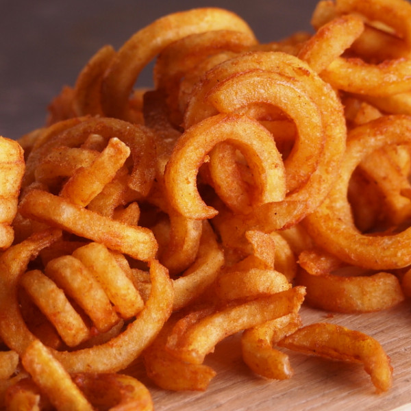 Spiral Potatoes 4.5 kg Case (15%OFF)