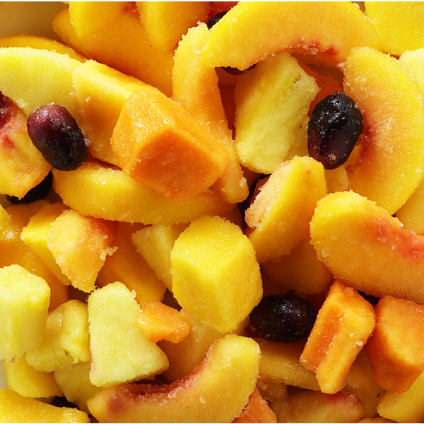 【Additive Free・Preservative Free】5 Kind Frozen Tropical Fruit Mix (2.26kg)