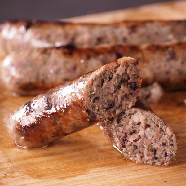 (All Natural, No Sugar!) The Meat Guy Wild Boar with Currant Sausage (4pc)