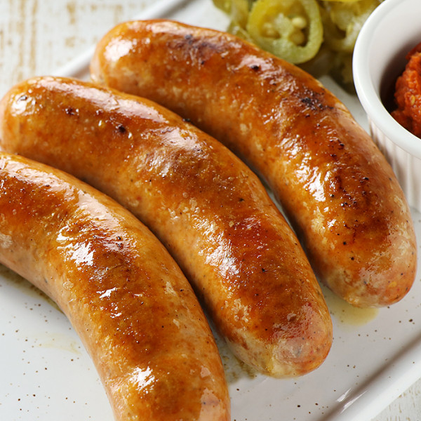 【No Sugar Added】The Meat Guy's Original RED HOT!! Sausage (30pc) 3kg
