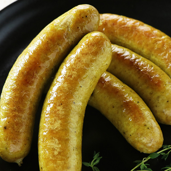 【No Additives】The Meat Guy's Original Mild Curry Sausage  (50pc) 5kg