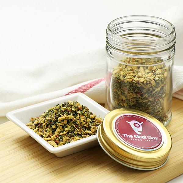 ZAKU-ZAKU Topping Spice Mix (Basil & Pepper)