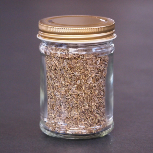 Dill Seeds in a Jar (60g)