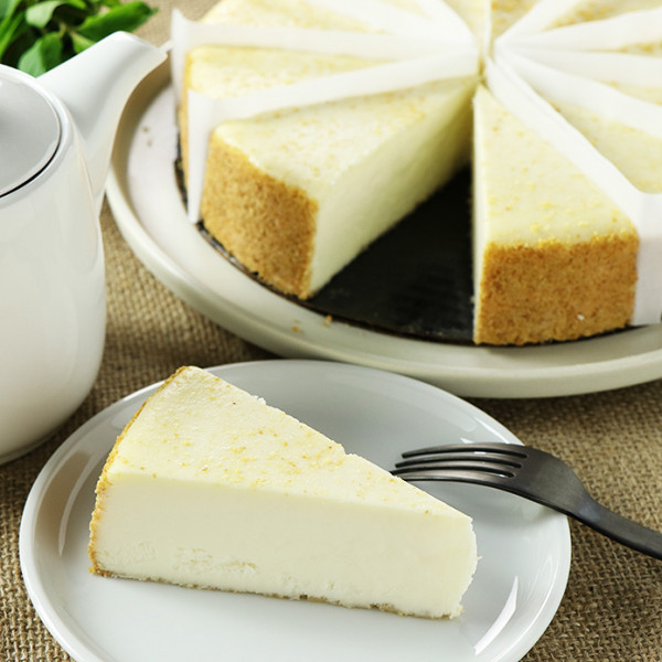 Brooklyn Cheesecake Plain (906g)