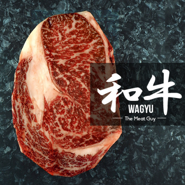 Wagyu Japanese Beef - Ribeye Steak 300g