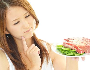 肉を食べないとダイエットに逆効果!?常識を覆す新たな食事法