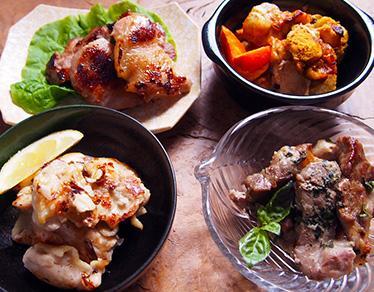 時短!経済的!お肉を楽しむ一週間献立まとめ買いと作り置きレシピ!