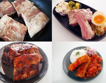 スペアリブをフライパンで!簡単で美味しいレシピ3選