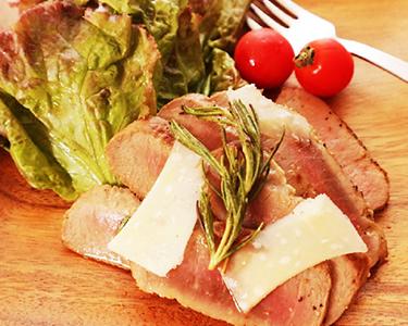 ラム肉のハーブ焼き
