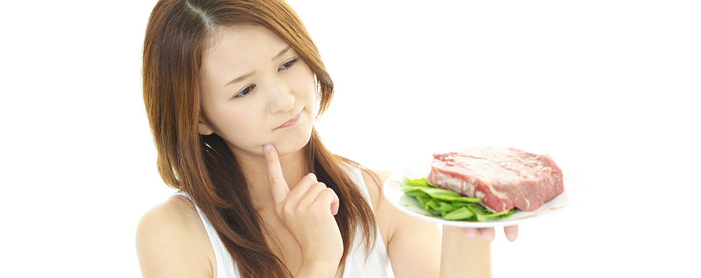 肉を食べないとダイエットに逆効果!? 常識を覆す新たな食事法