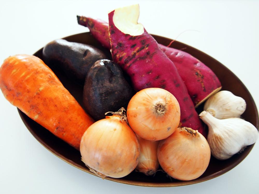 ターキー 野菜