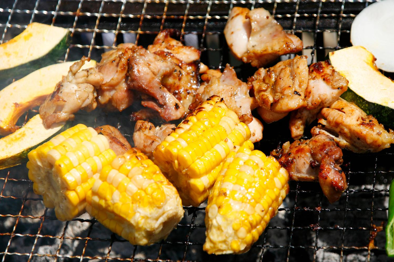 バーベキューに必要な肉の量は?メンバーや人数での目安は?