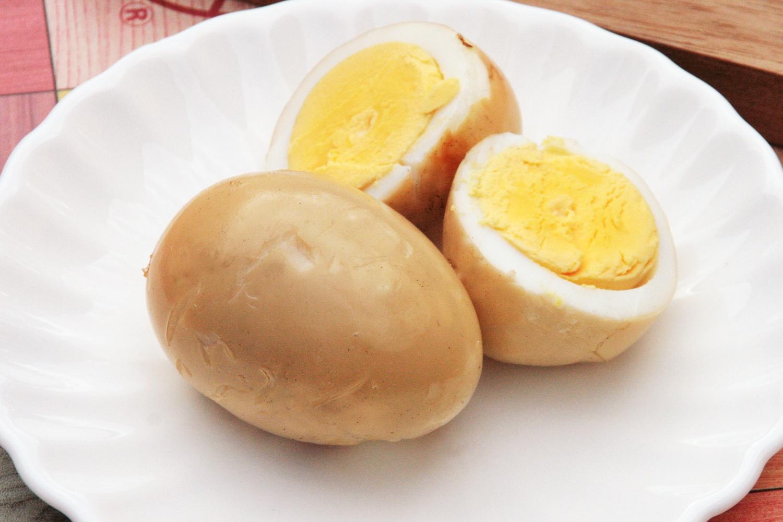 燻製ゆで卵