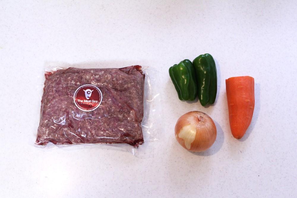 BASIC GROUND BEEF MIX